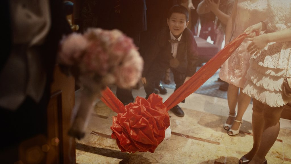 Kevin & Yi Fan's Old Shanghai Wedding by thegaleria