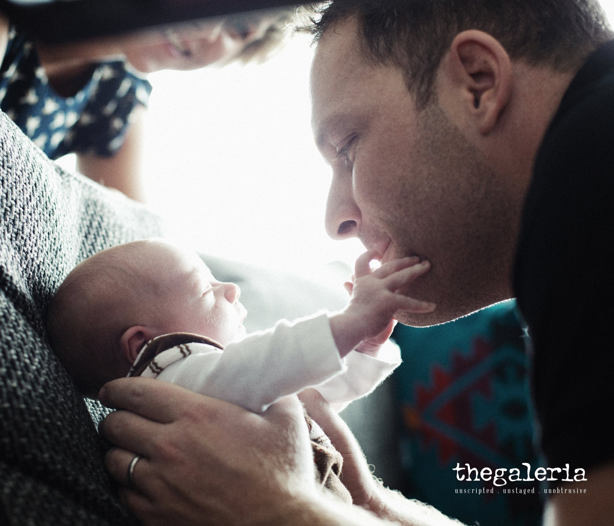 Baby & Newborn Photography by Film Photographer Brian Ho from thegaleria