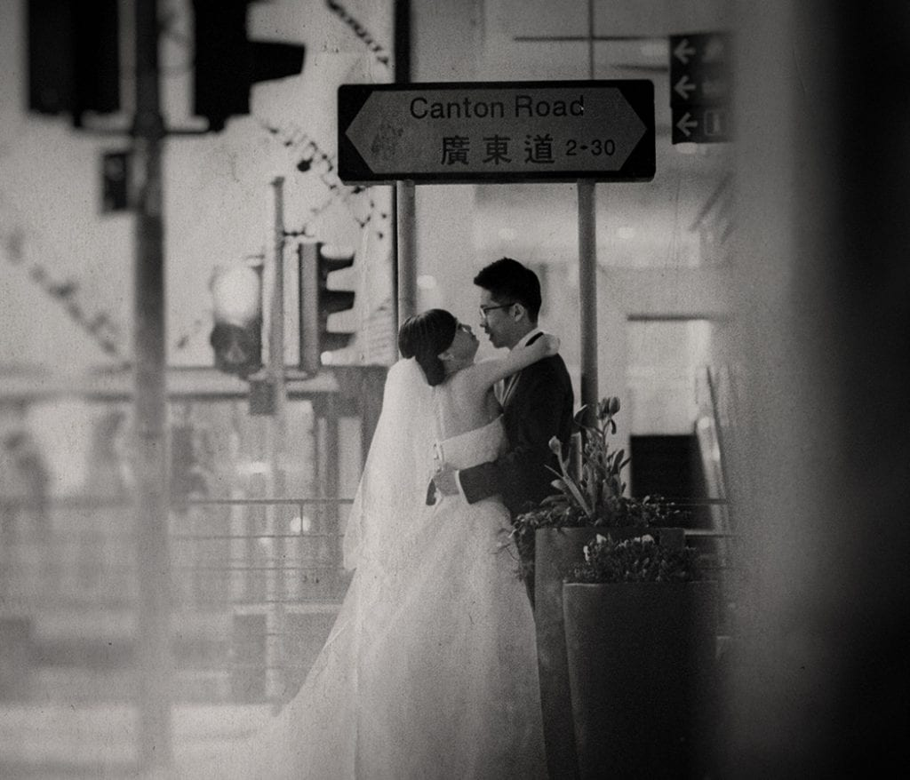 Alvin & Wendy / Tsim Sha Tsui, Kowloon, Hong Kong / Film Wedding Photographer Brian Ho / thegaleria