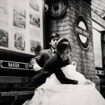 Film Wedding Photography by Lomography