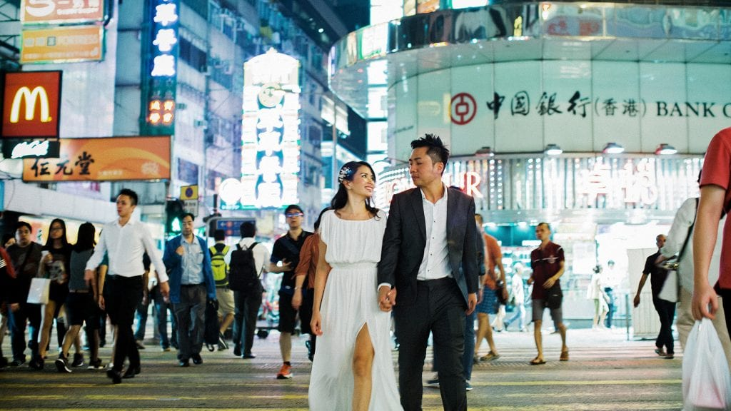 Jeff & Jaime Hong Kong Pre-Wedding Photography / Film Wedding Photographer Brian Ho / thegaleria