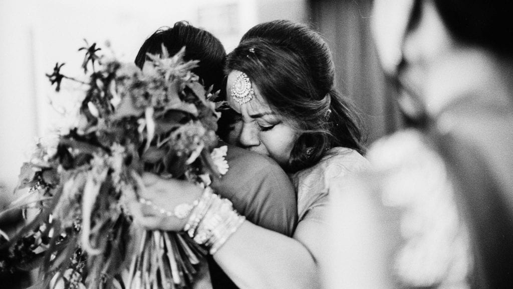 Ganesh & Peiying's wedding at The Projector Golden Mile Tower / Wedding Photography by Film Wedding Photographer Brian Ho from thegaleria