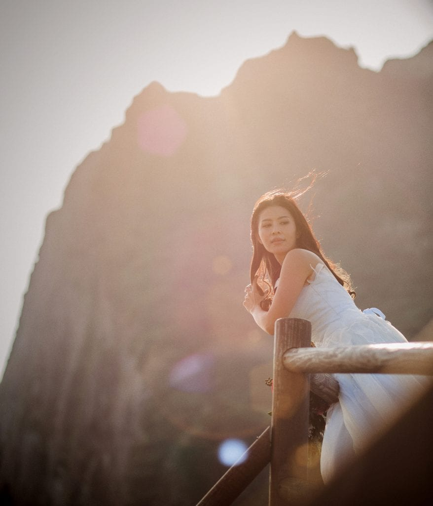 YK & Jessica's Jeju Pre Wedding by Film Wedding Photographer Brian Ho / thegaleria