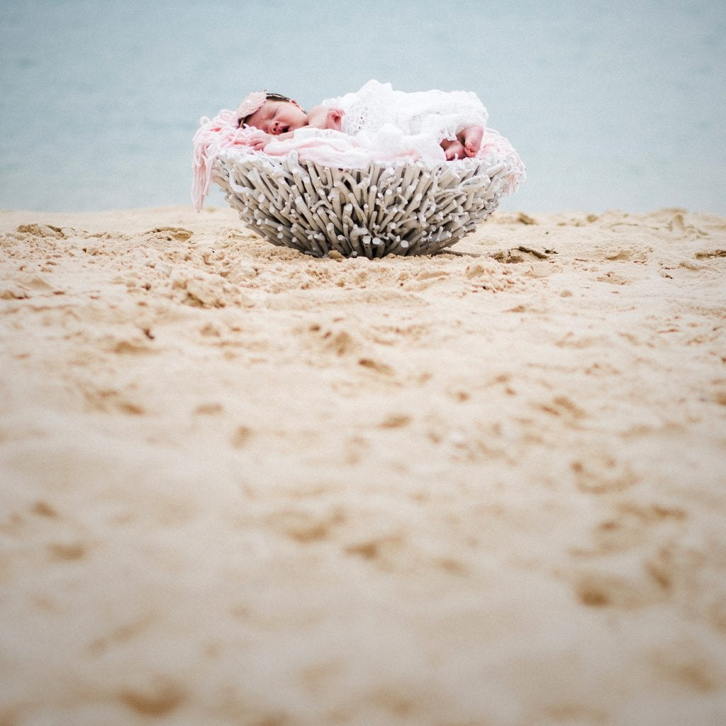 Keira's Newborn Photography Session // Baby Photography by thegaleria