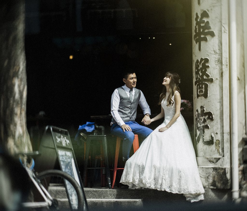 Iwan & Vanessa's Pre Wedding // Wedding Photography by thegaleria // My Awesome Cafe