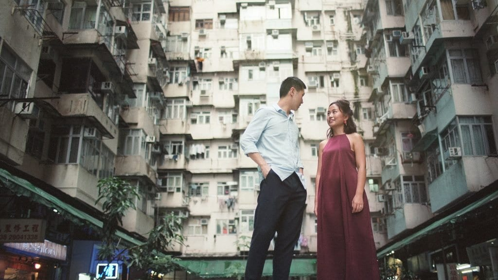 Hong Kong Pre Wedding by Film Wedding Photographer Brian Ho / thegaleria // Kodak Portra 160