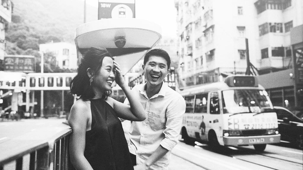 Felix & Joyce featured in SingaporeBrides