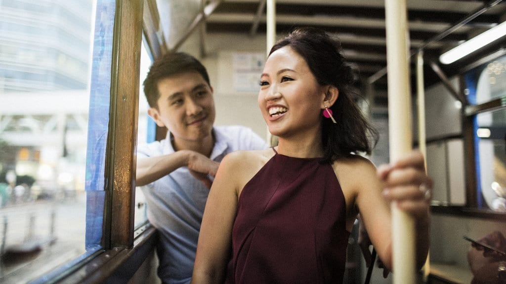 Hong Kong Pre Wedding by Film Wedding Photographer Brian Ho / thegaleria