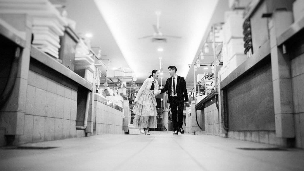 Deon & Sheila / Singapore Pre Wedding / Tiong Bahru / Film Wedding Photographer