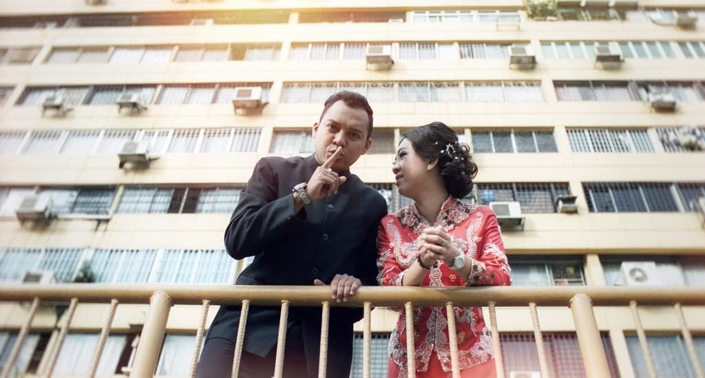 Mint & Noelle / Singapore PreWedding / Film Wedding Photographer Brian Ho thegaleria / CineStill 50D