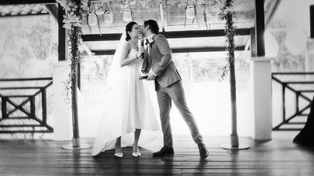 Charlie & Erman's Wedding at Tamarind Hill. Wedding Photography by Brian Ho / thegaleria