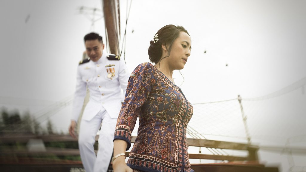Xander & Wanling's Wedding at Royal Albatross by thegaleria