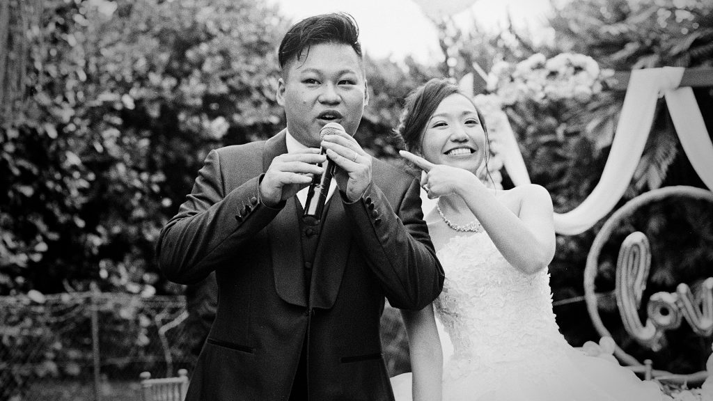 Boon Chong & Fiona's Wedding at NSRCC Changi Chalet