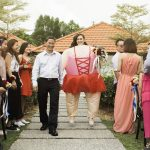 Jacky & Gucci featured in SingaporeBrides