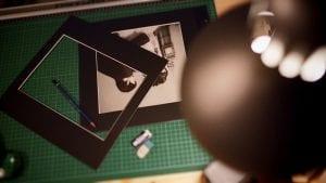 Fine Art Workshop Behind the Scenes