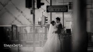 Hong Kong Pre-Wedding by Film Wedding Photographer Brian Ho from thegaleria. Film: Kodak TRI-X
