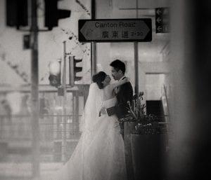 Alvin & Wendy / Tsim Sha Tsui, Kowloon, Hong Kong / Film Wedding Photographer Brian Ho / thegaleria
