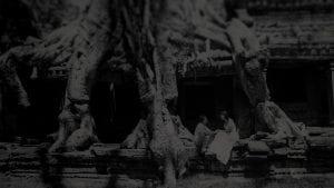 Angkor Pre-Wedding / Film Wedding Photographer Brian Ho / thegaleria