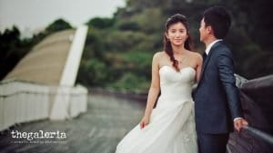 Wedding Photography by Film Wedding Photographer Brian Ho Gown by Divine Couture Make up by Jyue Huey Film: Kodak Portra 160