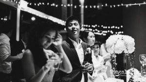Wedding Photography: Brian Ho / thegaleria Wedding Gown: The Wedding Present Location: Suburbia @ Sentosa Film: Kodak TRI-X, +1 stop