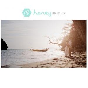 Justin & Jamie at Rayavadee Krabi / Honey Brides / Film Wedding Photographer Brian Ho from thegaleria