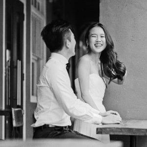 Royden & Jiayin / Kodak TRI-X / By Film Wedding Photographer Brian Ho thegaleria