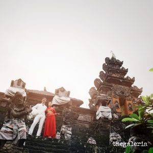 Jia Rong & Ying / Hanging Gardens Bali, Ubud / By Film Wedding Photographer Brian Ho / thegaleria