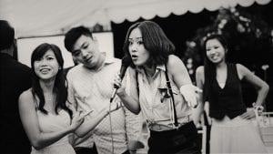 Ian & Alicia's Wedding at Karuizawa, Nagono, Japan / Wedding Photography by Brian Ho / thegaleria