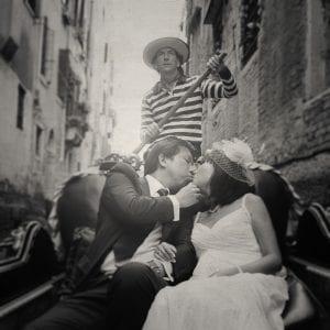 JY & Sharon / Venice Pre-Wedding / Wedding Photography by Film Wedding Photographer Brian Ho from thegaleria
