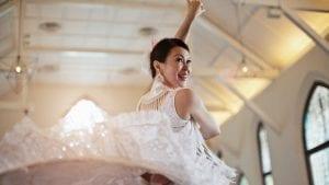 Wee Keong & Carman's Wedding at The White Rabbit / Wedding Photography by Film Wedding Photographer Brian Ho