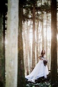 YK & Jessica's Jeju Pre-Wedding Photography by Film Wedding Photographer Brian Ho / thegaleria