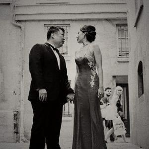 Alvin & Grace / Paris Pre Wedding by Singapore Film Wedding Photographer Brian Ho / thegaleria