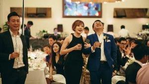 Kenneth & Virnice's Wedding at The White Rabbit