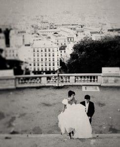Wey Lin & Jolene / Paris Pre Wedding by Singapore Film Wedding Photographer Brian Ho / thegaleria