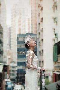 Junren & Valerie's Hong Kong Pre Wedding / Film Wedding Photographer Brian Ho / thegaleria