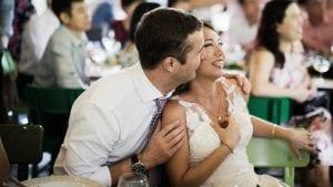 Adam & Janice at Open Farm Community / Film Wedding Photographer Brian Ho by thegaleria