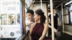 Hong Kong Pre Wedding by Film Wedding Photographer Brian Ho / thegaleria