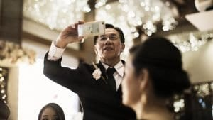 Wedding Photography at Sofitel Sentosa by Film Wedding Photographer Brian / thegaleria