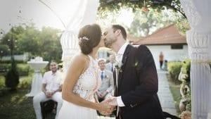 The Summerhouse Wedding Photography / Film Wedding Photographer Brian Ho / thegaleria