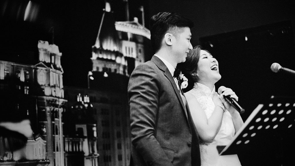 Travis & Wan Hsin's wedding at Grand Shanghai / Film Wedding Photographer Brian Ho thegaleria