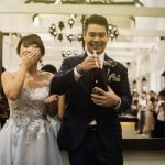 Hon Tian & Brenda featured in Singapore Brides
