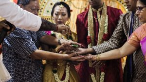 Sridhar & Rosalind / Indian Wedding Photography by thegaleria